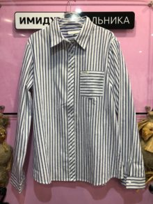 Блуза подросток «полоска» - артикул 2729