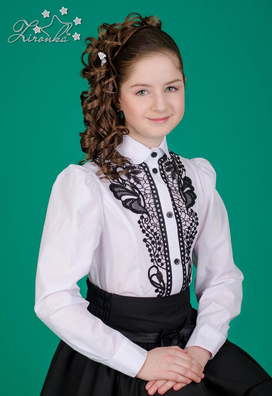 Модные Блузки Для Девочек В Омске